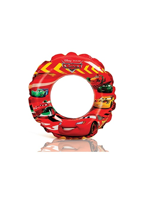 Intex İntex Cars Simit 51 Cm Renkli